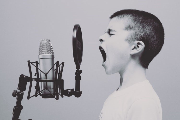 Shouting out information will kill your sales